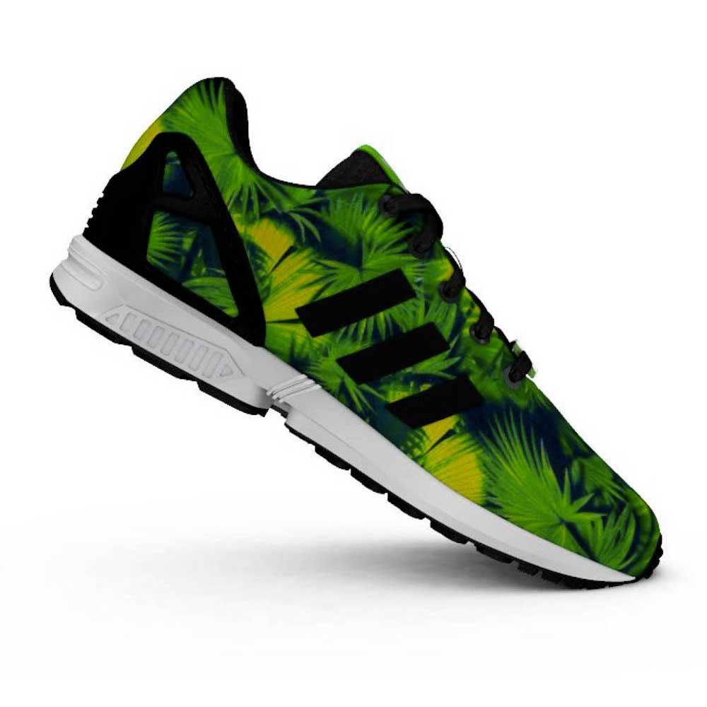 adidas originals Zx Flux K buy and offers on Dressinn