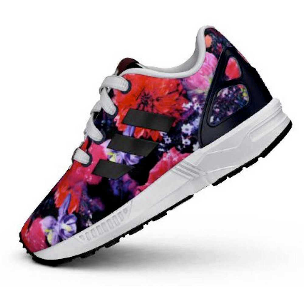 adidas originals zx flux el infant buy and offers on dressinn. Black Bedroom Furniture Sets. Home Design Ideas