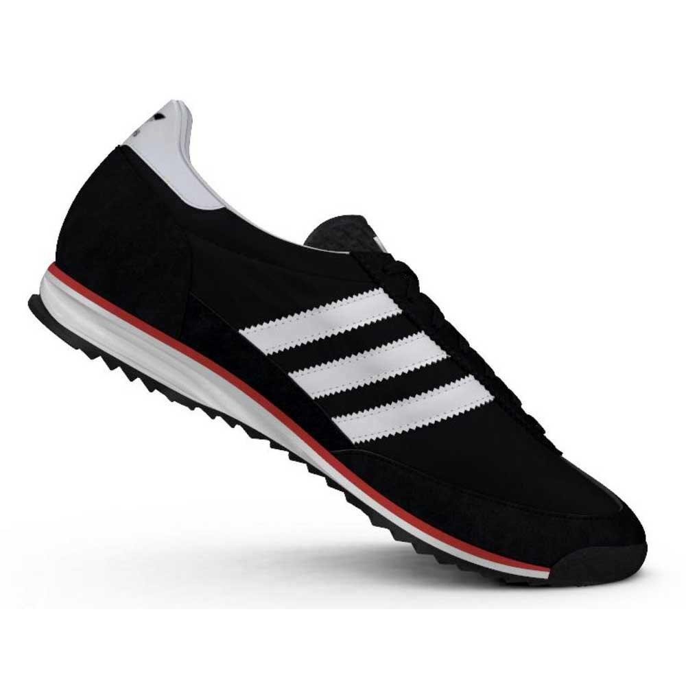 zapatillas adidas sl 72 negras