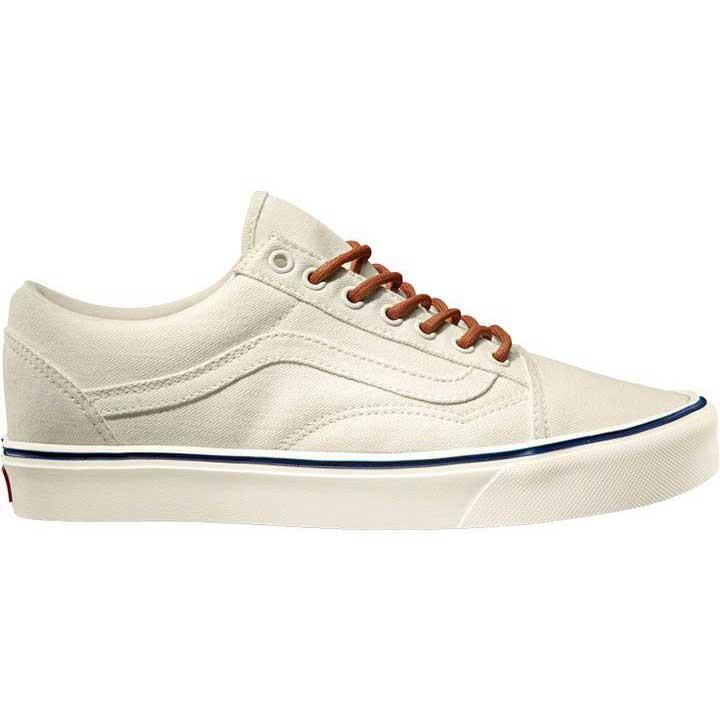 Vans Zapatillas Old Skool Lite Plus Blanco, Dressinn