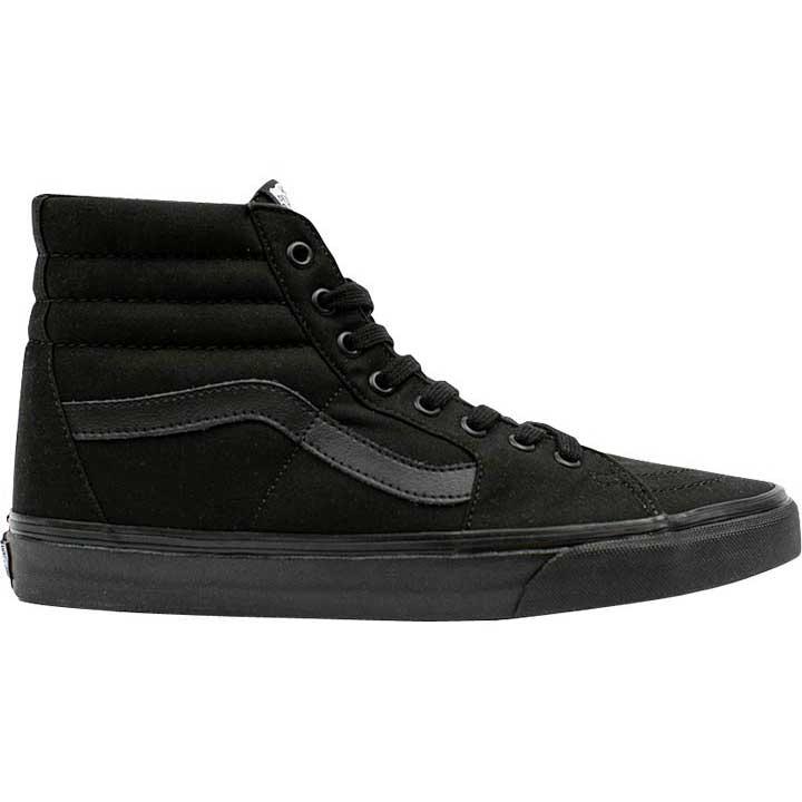 Sneakers Vans Sk8hi EU 34 1/2 Black / Black / Black