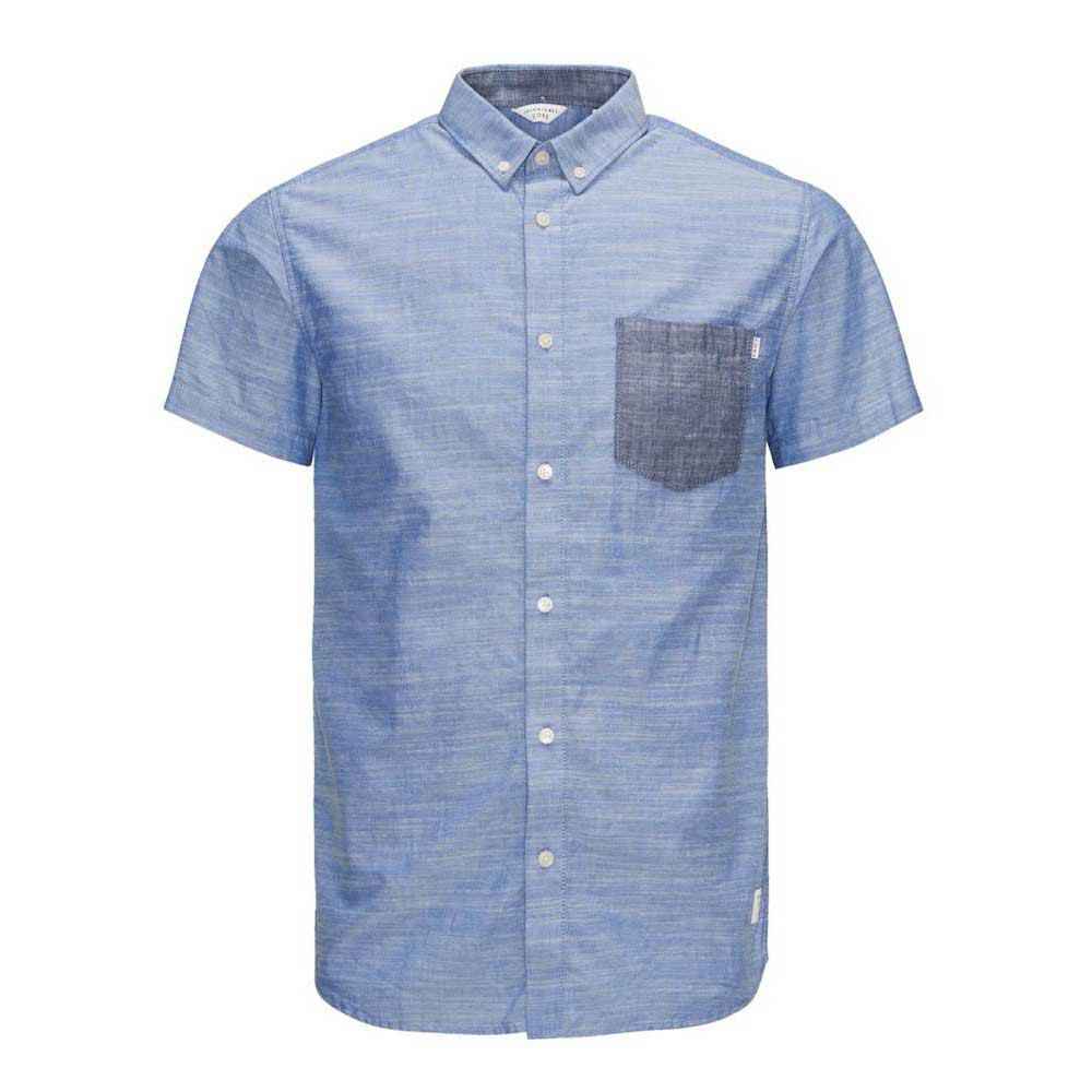 Jack & jones Jjcoalton Shirt Ss One Pocket