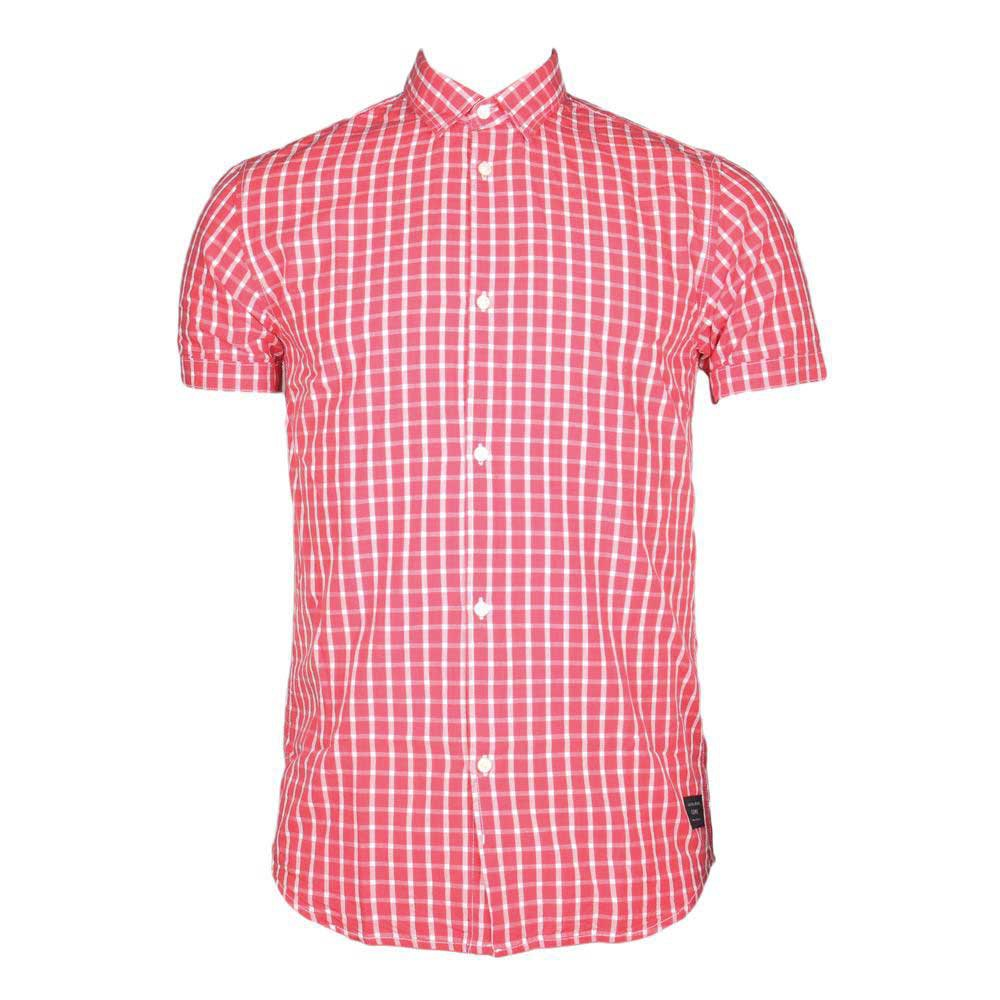 Jack & jones Jjcoindex Shirt Ss One Pocket