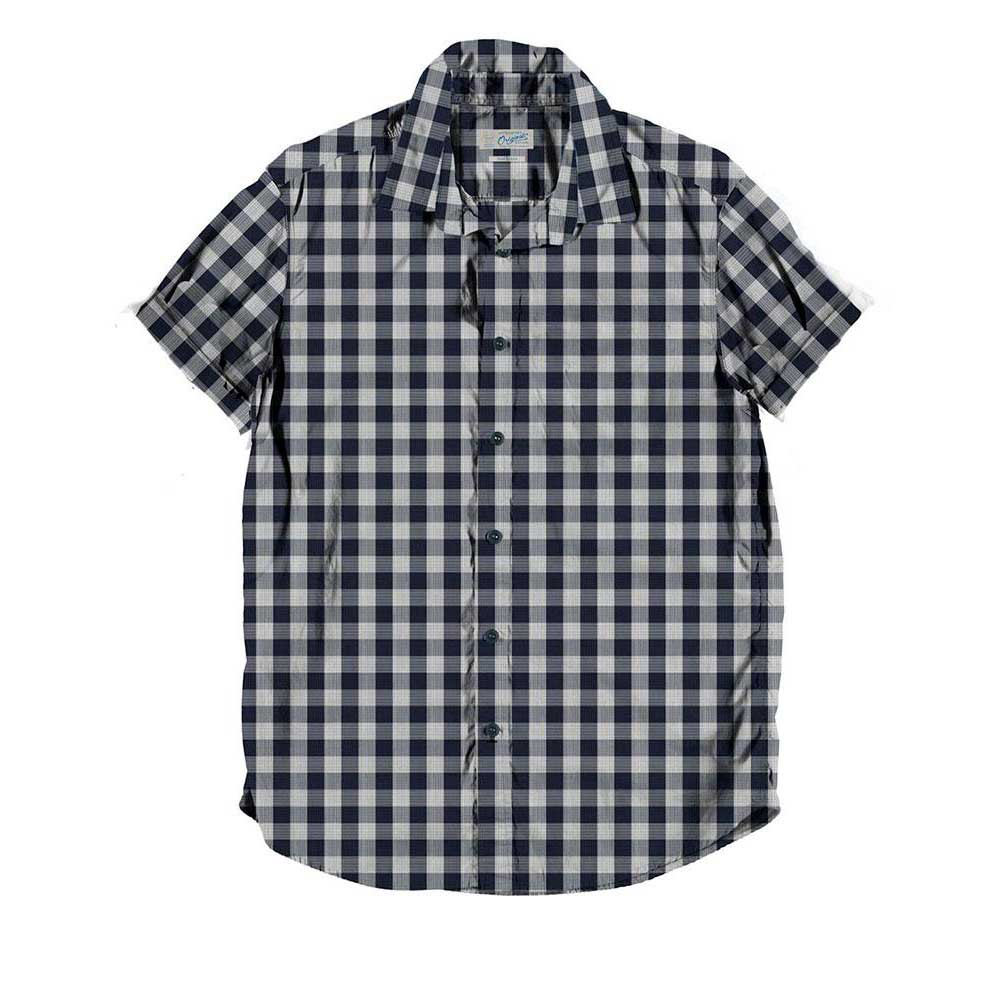 Jack jones jorchess shirt no pocket ss kopen en for Dress shirt no pocket