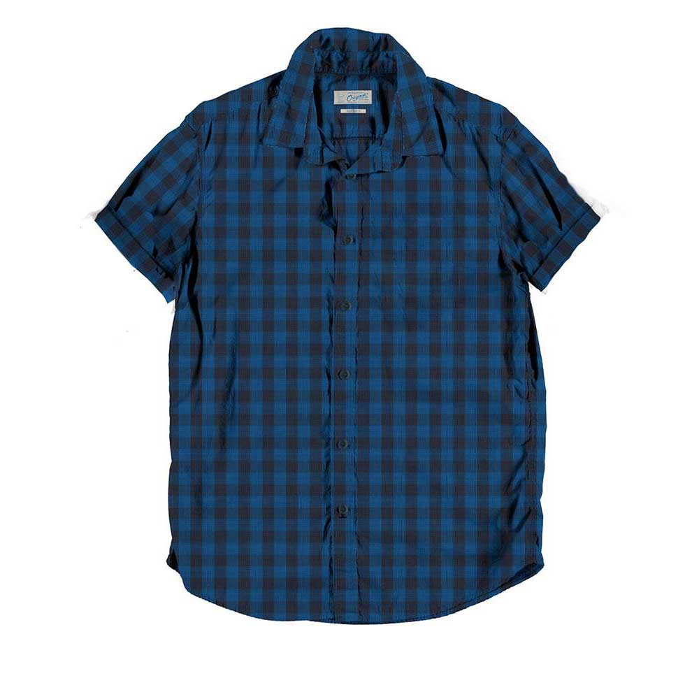 Jack jones jorchess shirt no pocket ss comprar e ofertas for Dress shirt no pocket