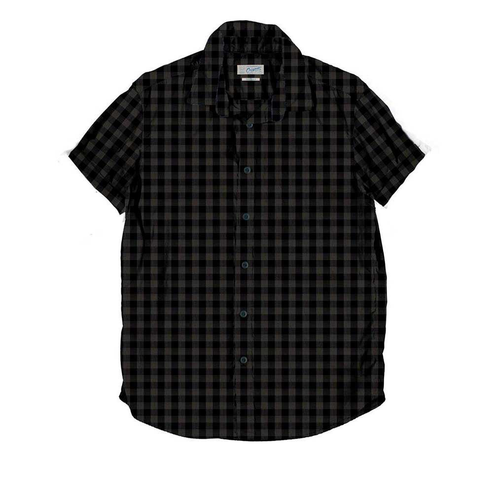 Jack jones jorchess shirt no pocket ss buy and offers on for Dress shirt no pocket