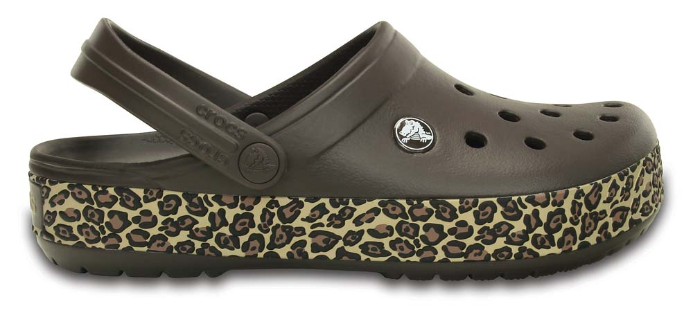 special section release date: great look Crocs Crocband Animal Print Clog buy and offers on Dressinn
