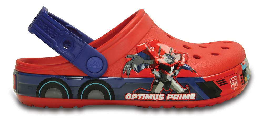 7b21d817dc Crocs Cb Transformers Optimus Prime buy and offers on Dressinn