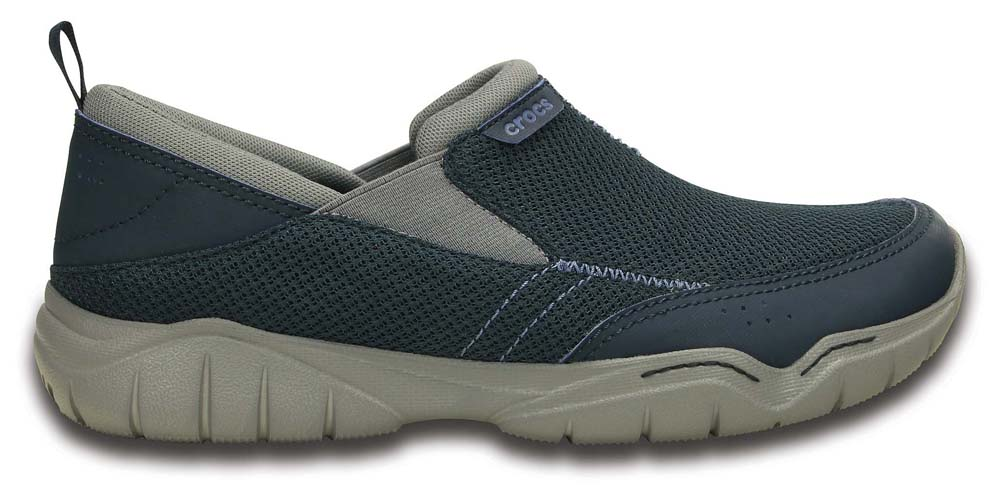 0ad304419ec0 Crocs Swiftwater Mesh Moc buy and offers on Dressinn
