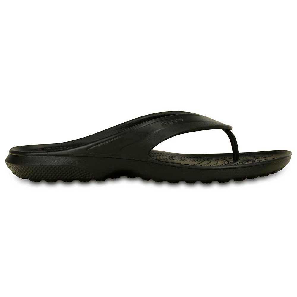 c16502c93dcd Crocs Classic Flip Black buy and offers on Dressinn