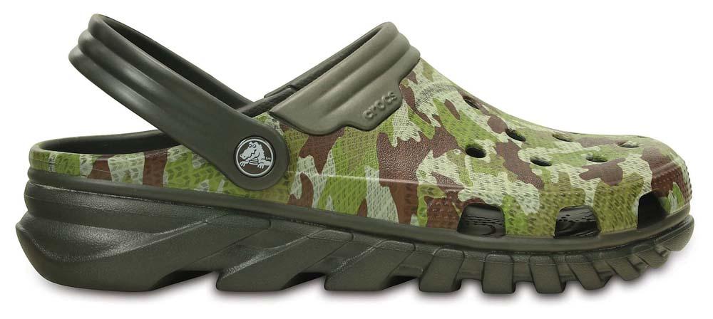 63a43fe6cb539 Crocs Duet Max Camo Clog buy and offers on Dressinn