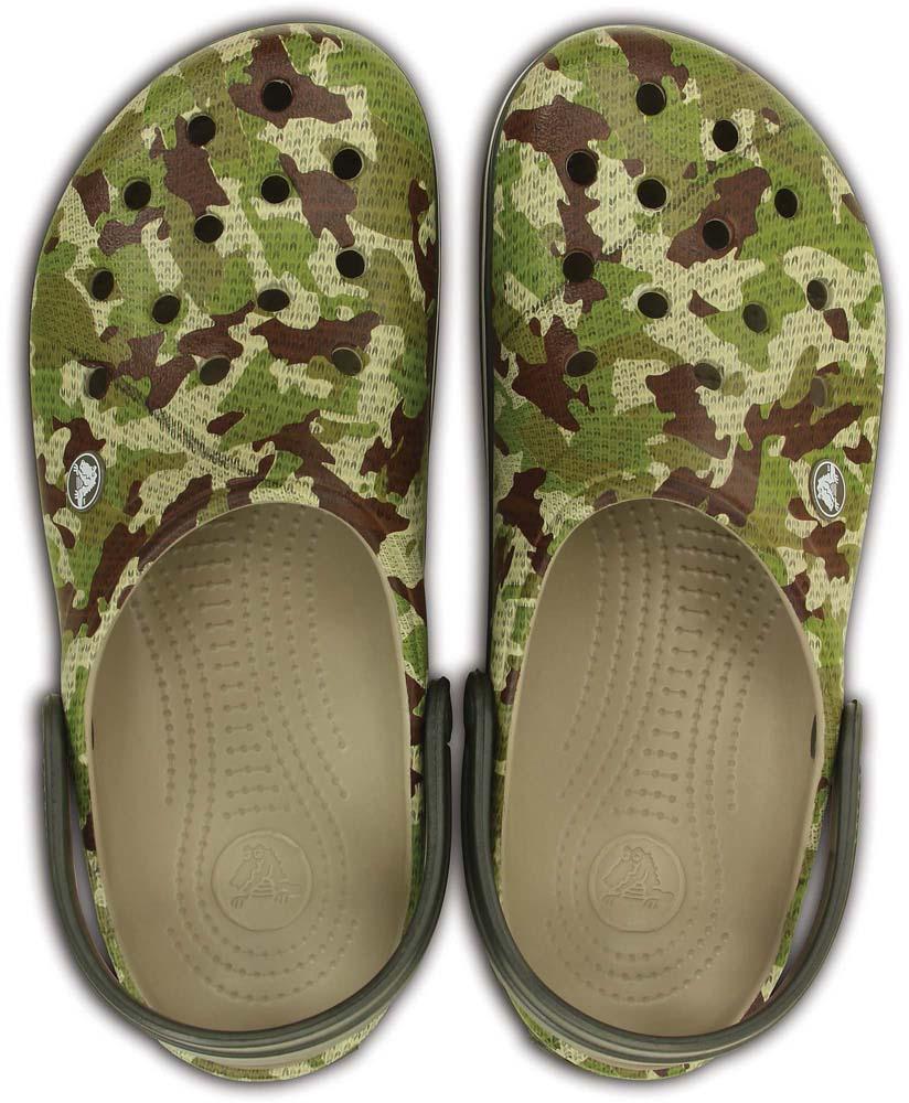7a09810595ed7 Crocs Crocband Camo Clog buy and offers on Dressinn