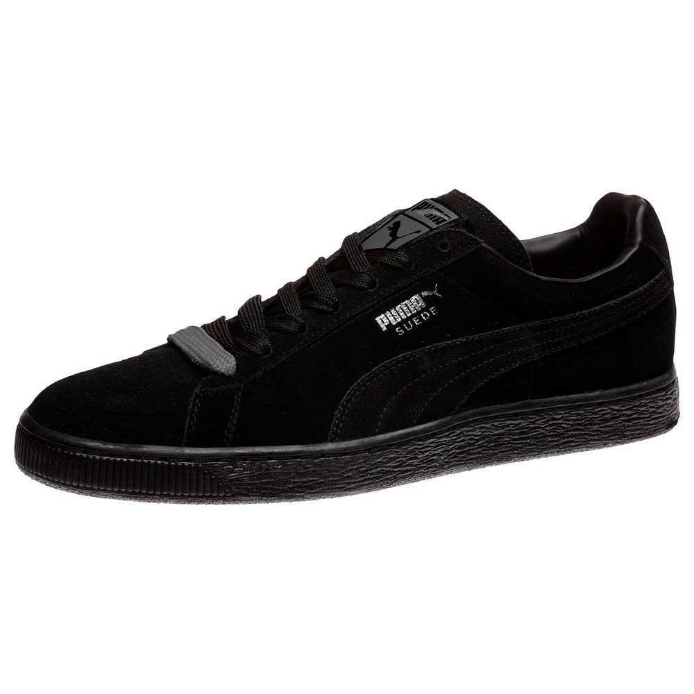 3a34ff8bd9fcc9 Puma select Suede Classic Plus Black buy and offers on Dressinn
