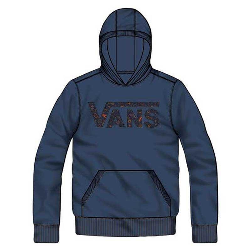Vans Boy's Classic Pullover Hoodie Sweatshirt