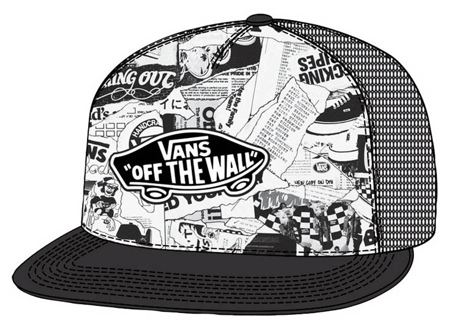 04540b4fab7 Vans Classic Patch Trucker Plus Boys buy and offers on Dressinn