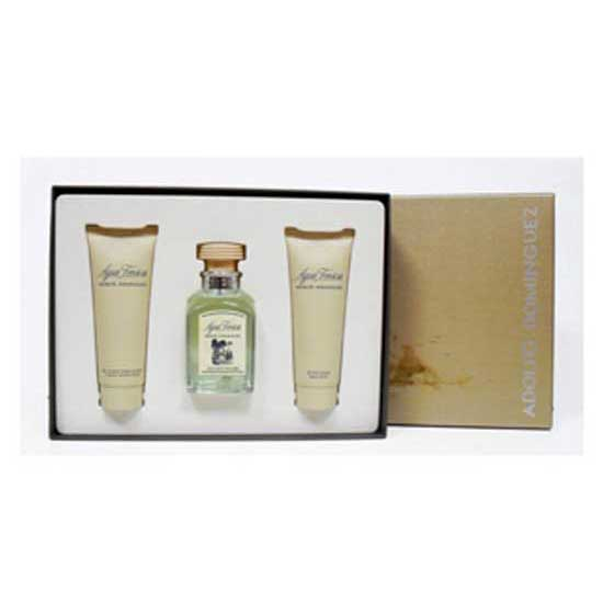 Adolfo dominguez fragrances Agua Fresca Eau De Toilette 120ml Gel 75ml After Shave 75ml