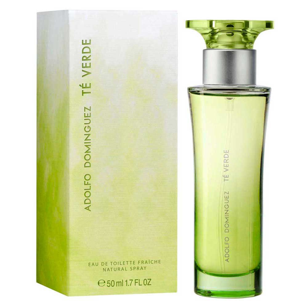 Adolfo dominguez fragrances te verde eau de toilette 50ml for Adolfo dominguez perfume