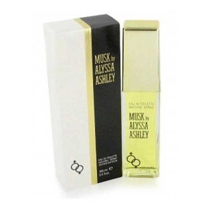 Perfumes femininos Alyssa-ashley Musk Eau De Parfum 100ml