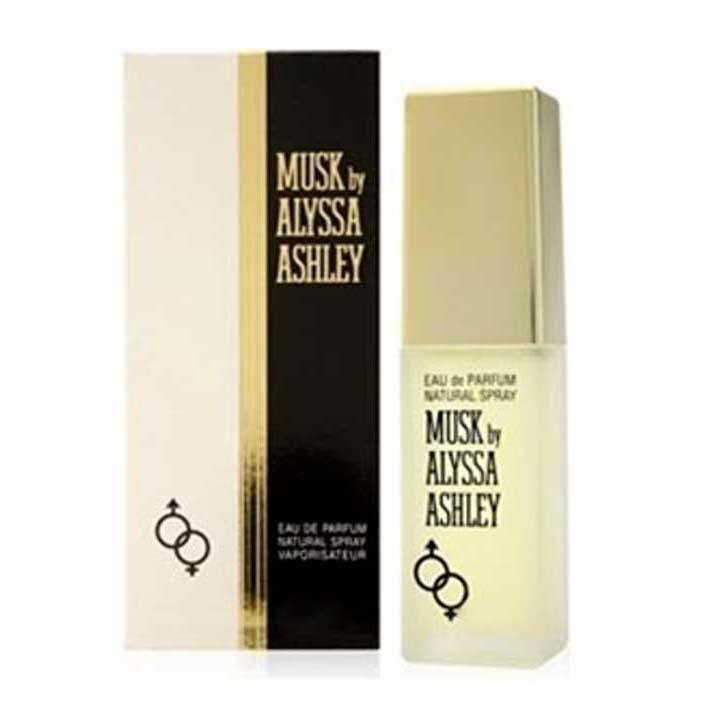 Perfumes femininos Alyssa-ashley Musk Eau De Parfum 50ml