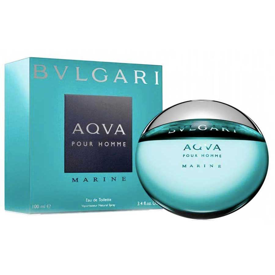 Bvlgari Fragrances Aqva Marine Men Eau De Toilette 100ml Dressinn Extreme Edt Parfum For 100 Ml