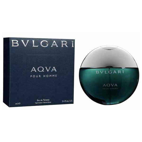 Perfumes masculinos Bvlgari-fragrances Aqva Men Eau De Toilette 50ml