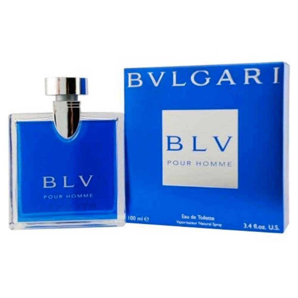 Bvlgari Fragrances Blv Pour Homme Eau De Toilette 100ml Dressinn Aqva Man Edt