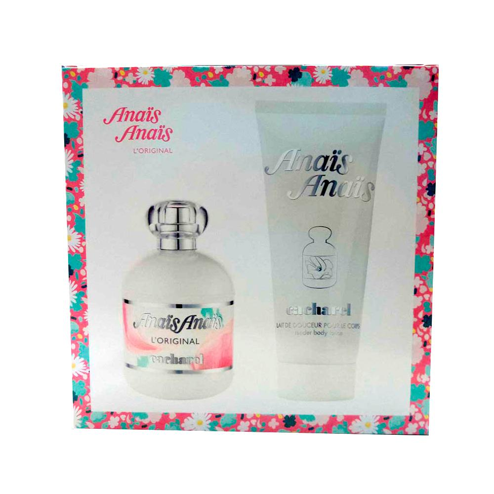 Cacharel Anais Eau De Toilette 100 ml Body 100 ml