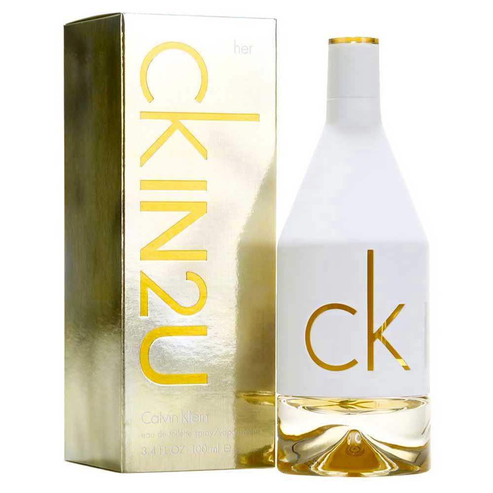 Perfumes femininos Calvin-klein Ckin2u Eau De Toilette 100ml