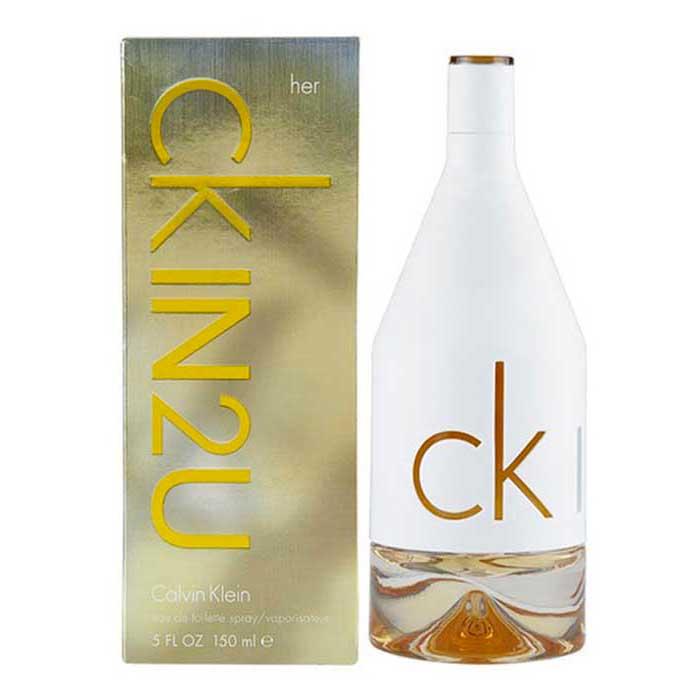 Perfumes femininos Calvin-klein Ckin2u Eau De Toilette 150ml