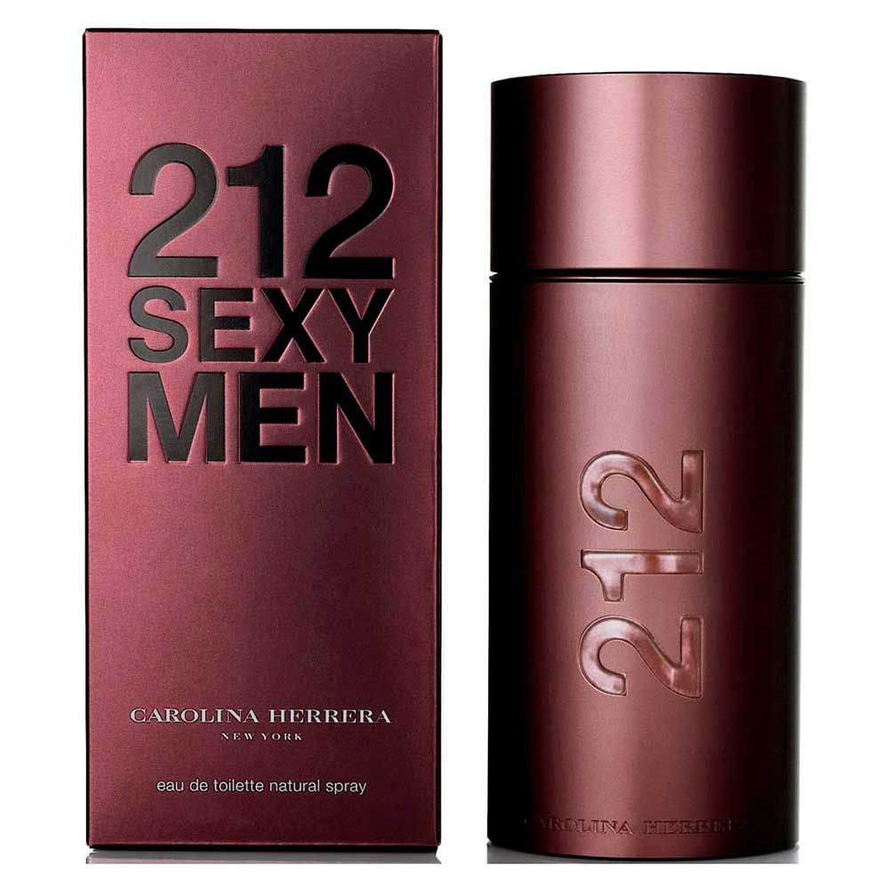Carolina herrera fragrances 212 Sexy Men Eau De Toilette 50ml