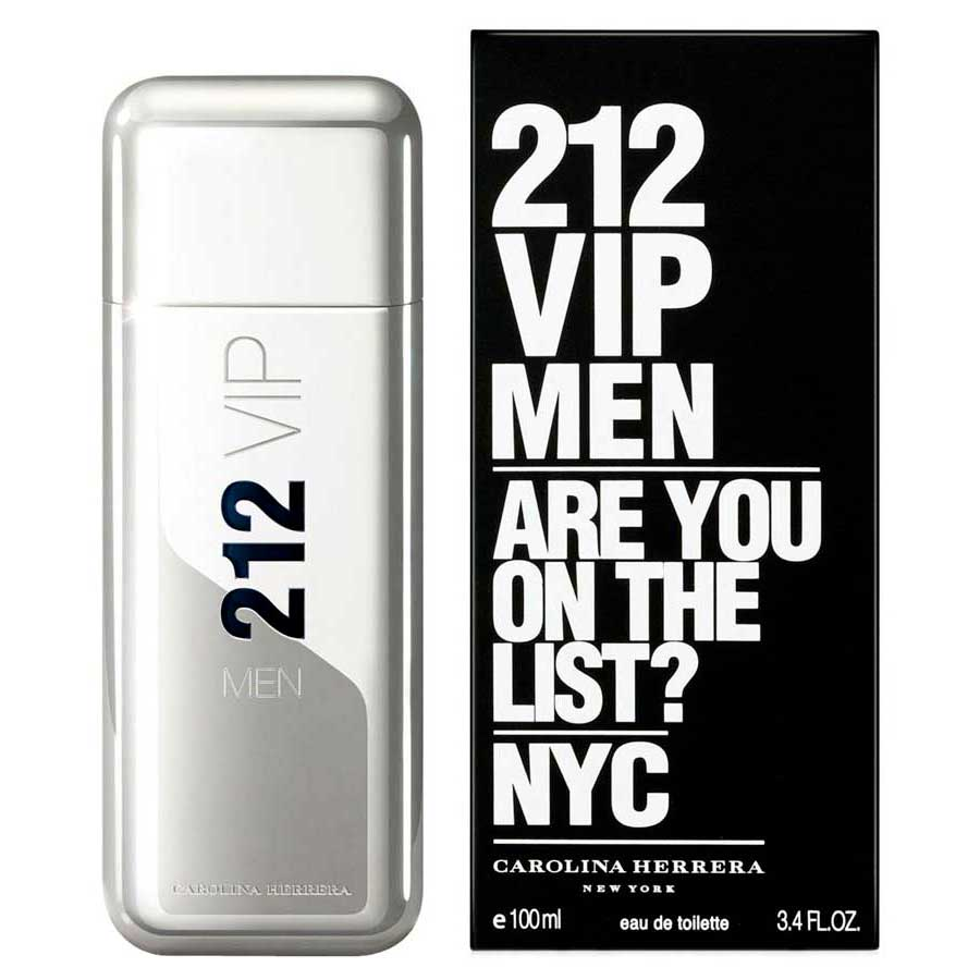 Carolina herrera 212 Vip Men Eau De Toilette 100 ml