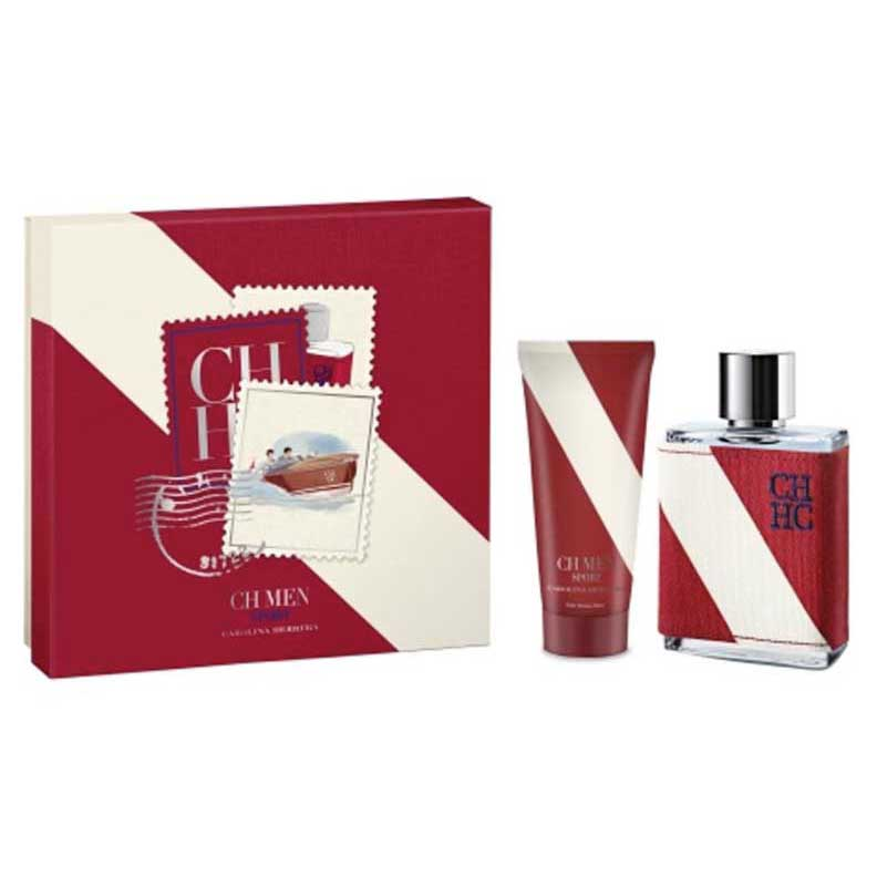 Carolina herrera fragrances Ch Sport Men Eau De Toilette 100ml After Shave 100ml
