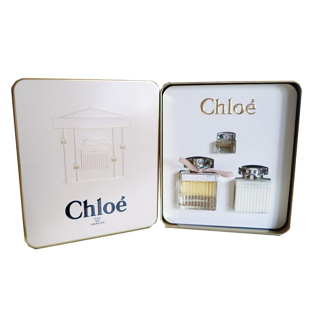 Chloe Fragrances Love Story Eau De Parfum 75ml Body 100ml Miniature