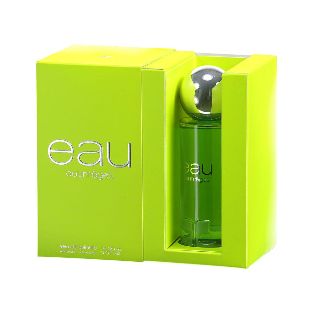 Courreges fragrances Eau De Toilette 90ml I