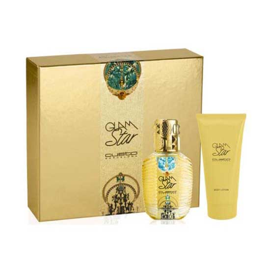 Custo Glam Star Eau De Toilette 100 ml Body Milk 200 ml
