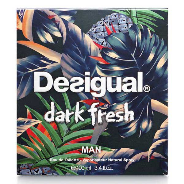 Perfumes masculinos Desigual-fragrances-fragrances Dark Fresh 100ml