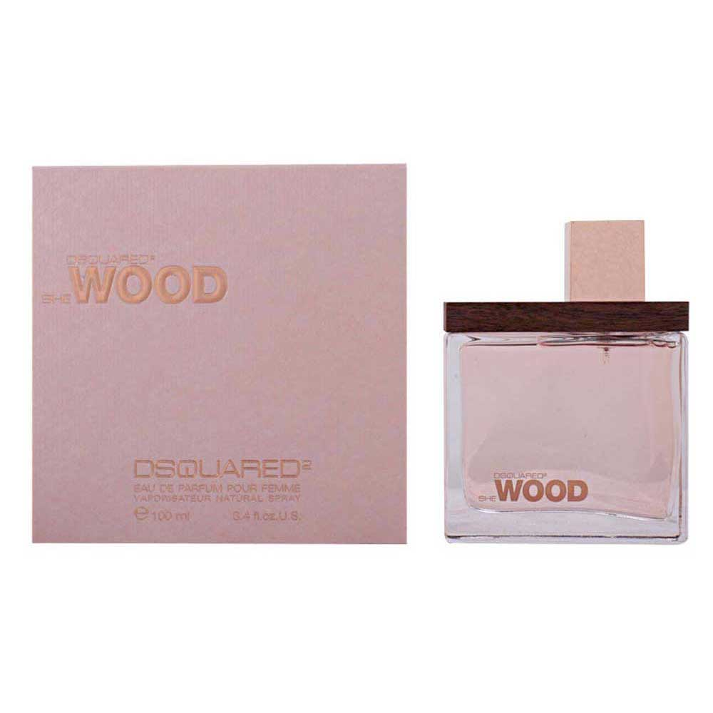 Dsquared fragrances Wood Eau De Parfum 100ml