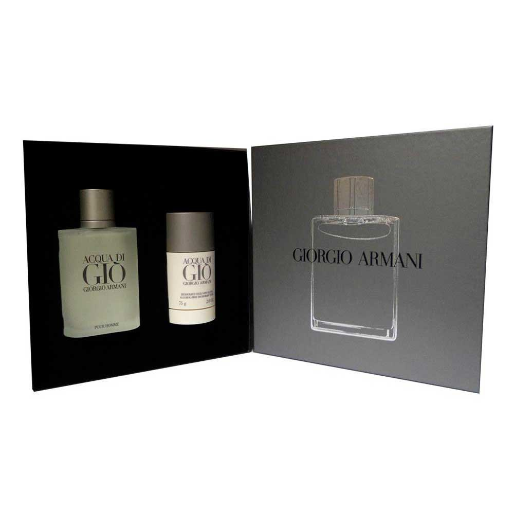 Giorgio armani fragrances Acqua Di Gio Pour Homme Eau De Toilette 100ml Stick Without Alcohol 75ml