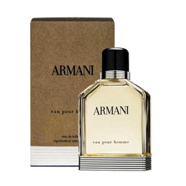 Giorgio Armani Fragrances Pour Homme Edt 100 Vp Clear Dressinn