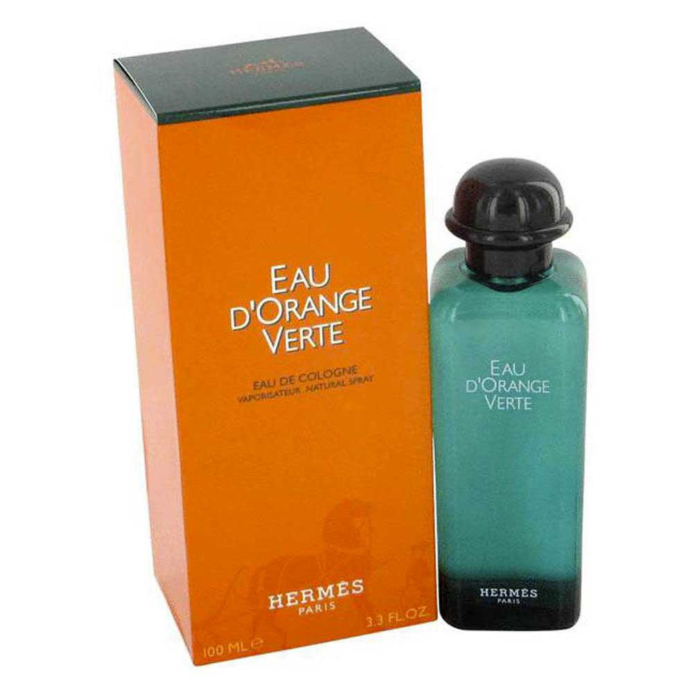Hermes paris fragrances Eau D Orange Verte Eau De Cologne 100ml Unisex