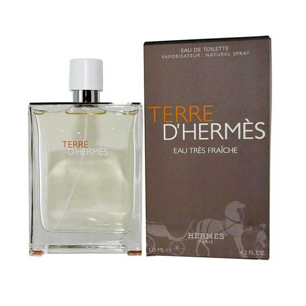 Perfumes masculinos Hermes-paris Terre Dhermes Edt 125ml