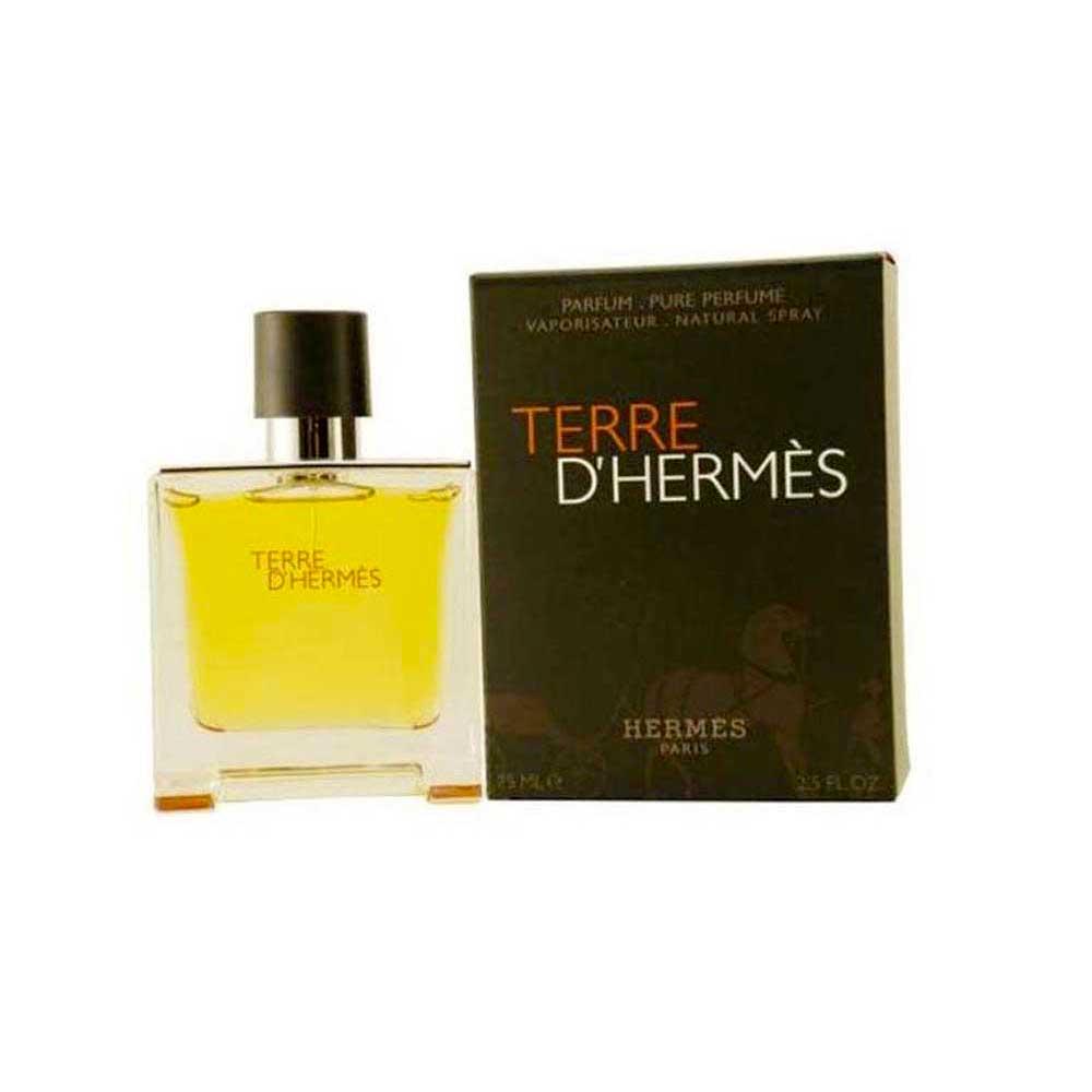 Hermes Paris Fragrances Terre D Pour Homme Eau De Parfum 75ml
