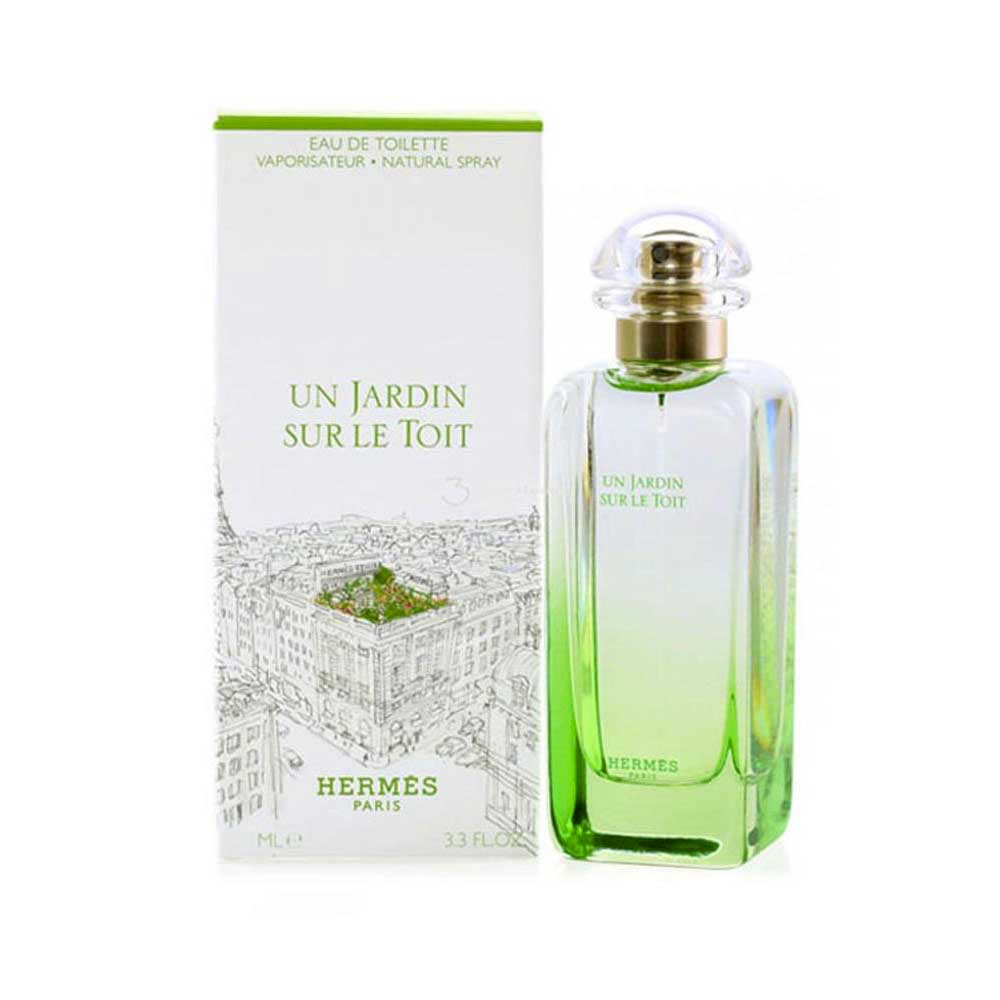 hermes paris fragrances un jardin sur le toit eau de toilette 30ml buy and offers on dressinn. Black Bedroom Furniture Sets. Home Design Ideas