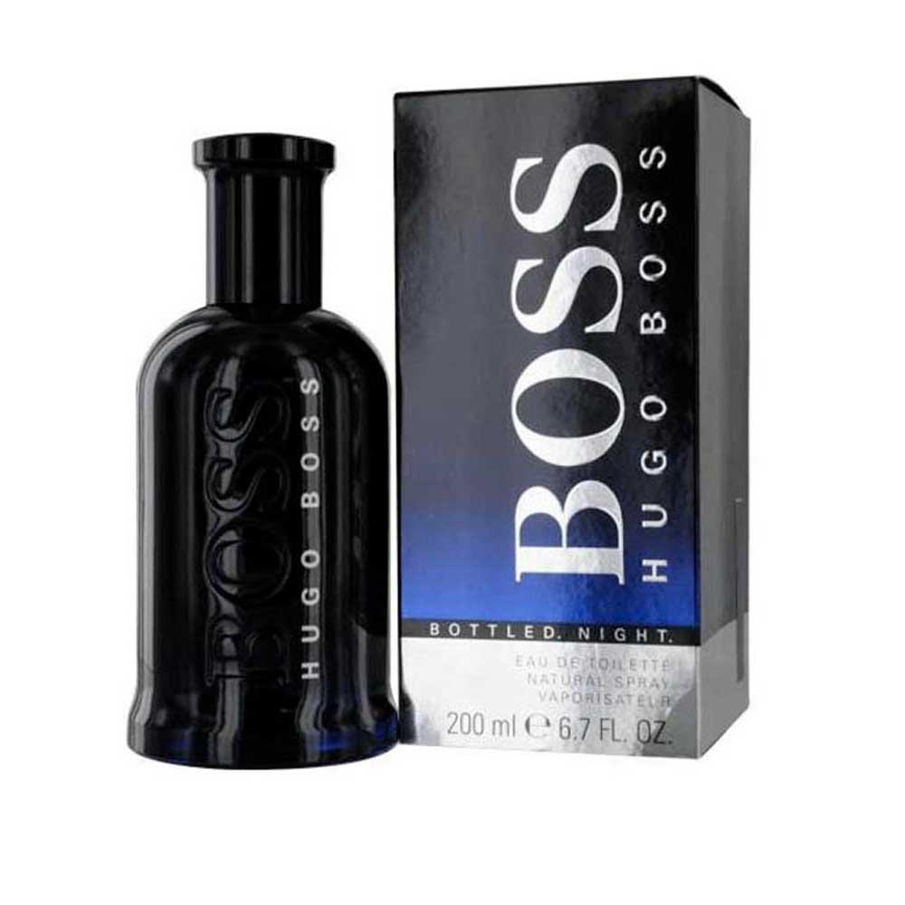 c5d571cd Hugo fragrances Bottled Night Eau De Toilette 200ml