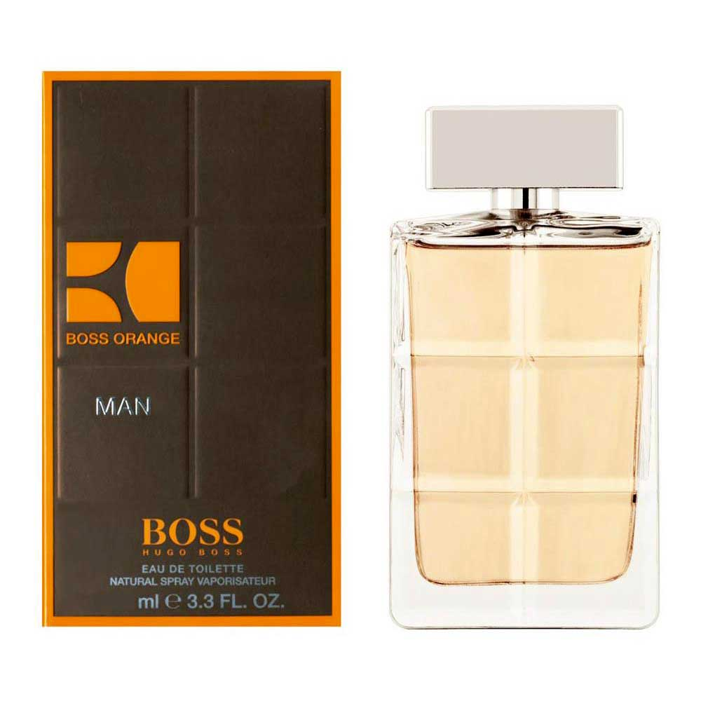 Hugo fragrances Orange Men Eau De Toilette 100ml