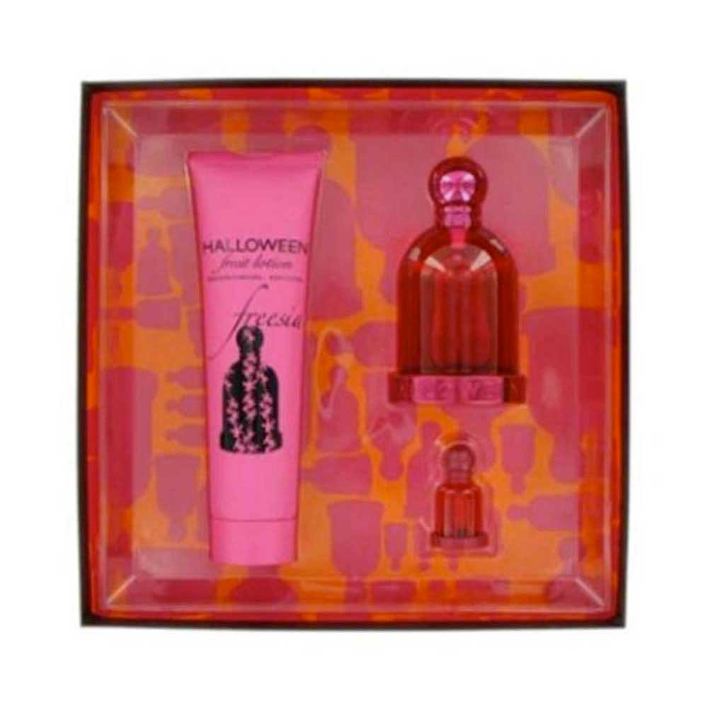 Jesus del pozo Halloween Fressia Eau De Toilette 100 ml Body Milk 150 ml Mini