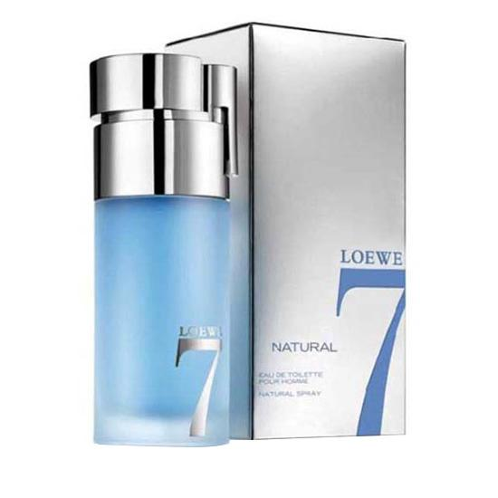 Loewe-fragrances 7 Natural Men Eau De Toilette 50ml