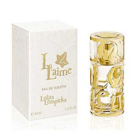 Perfumes femininos Lolita-lempicka Elle L Aime Eau De Toilette 40ml