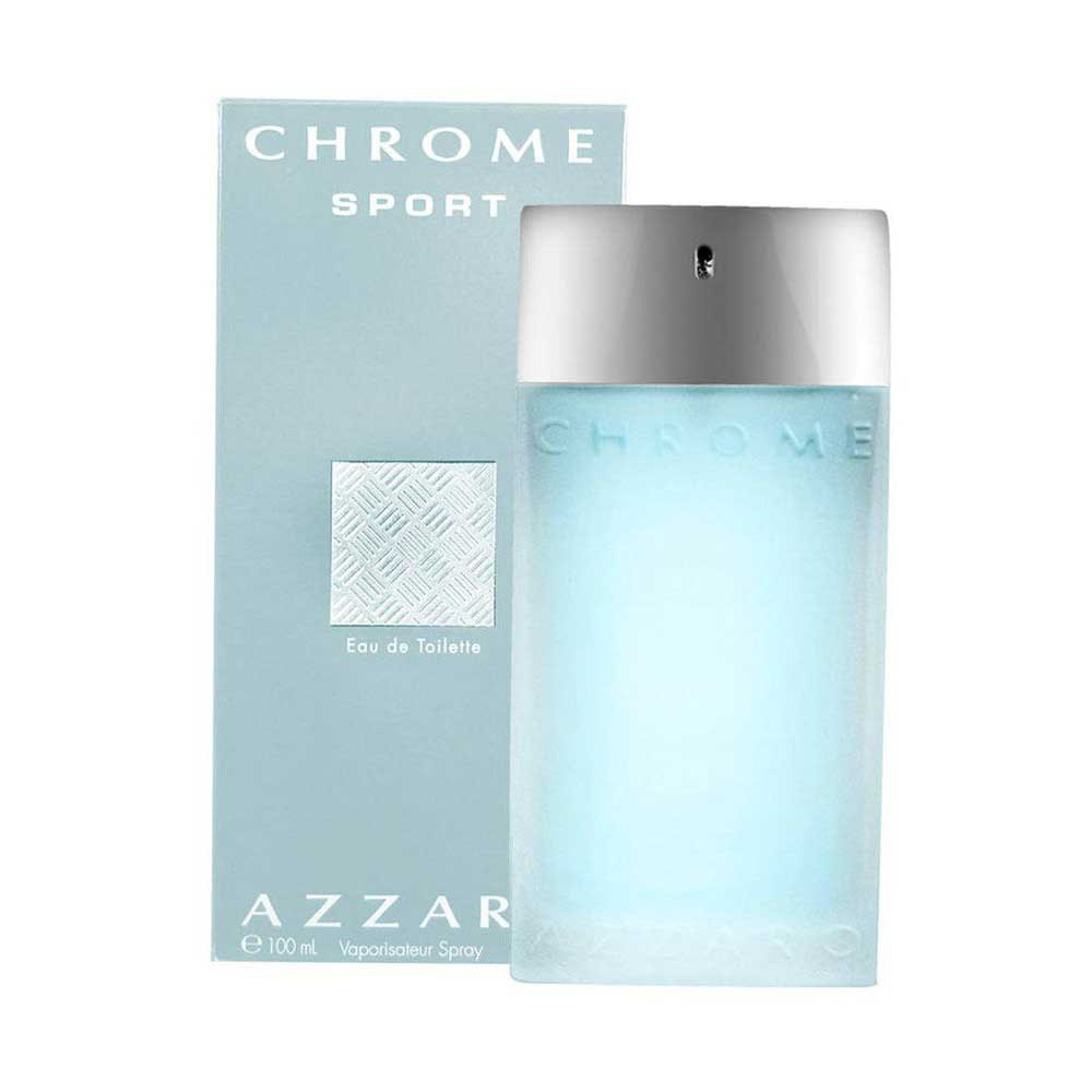 Loris azzaro Chrome Sport Eau De Toilette 100 ml
