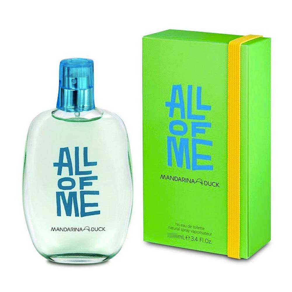 Mandarina duck All Of Me Men Eau De Toilette 30 ml